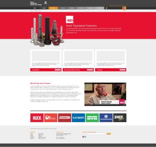 Brand Page - Huck