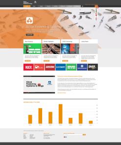 Concept B - Homepage